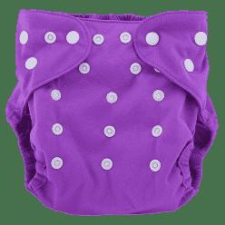 BOBOLIDER Plienkové nohavičky ECO Bobolider B29 - fialové