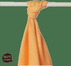 KIKKO Bambusová osuška/plienka Colours 90x100 (1ks) – orange
