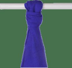 KIKKO Bambusová osuška/plena Colours 90x100 (1ks) – ocean blue