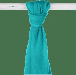 KIKKO Bambusowy ręcznik/pieluszka Colours 90x100 (1 szt.) – turquoise