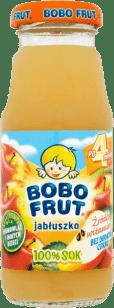 BOBO FRUT 100% Sok jabłko (175 ml)