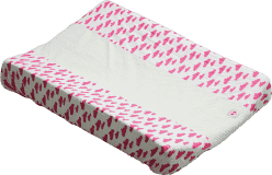 LODGER Poťah Changer Cotton Reluxury - Rosa