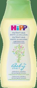 HIPP Babysanft Detský pleťový olej 200ml