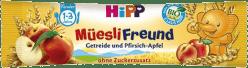 HIPP BIO müsli Broskvovo - jablečná tyčinka 20g