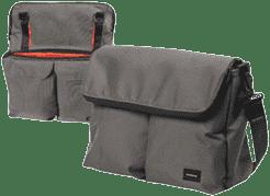 BUMBLERIDE Diaper taška - Fog grey