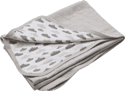 LODGER Bavlněná deka Dreamer Quilt 75x100cm – Shell