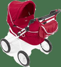 RÖMER Kočík na bábiky Pram 2016 - Pepper