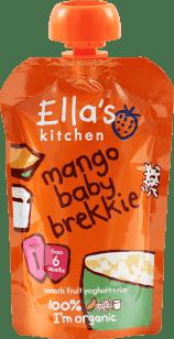 ELLA'S Kitchen Deser BIO jogurt z mango x 6