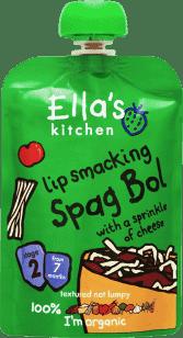 ELLA'S Kitchen Obiadek BIO spaghetti bolognese