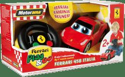 EPLINE Ferrari RC auto 458