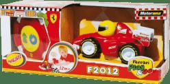 EPLINE Ferrari RC auto F1, infra