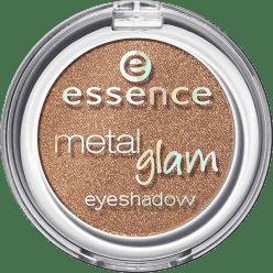 ESSENCE oční stíny metal glam 06 (Feedo klub)