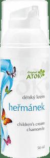 ATOK Original detský krém Harmanček 50 ml