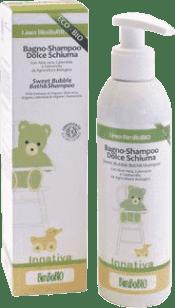 BIMBOBIO Kúpeľ a šampón 200 ml