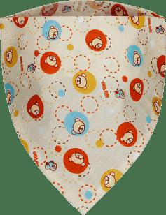 T-TOMI Dětský šátek, kolečka