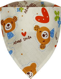 T-TOMI Dětský šátek, medvídci