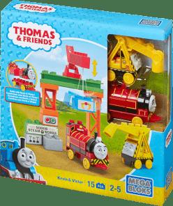 MEGA BLOKS Thomas A Friends – Kevin A Viktor