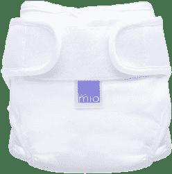 BAMBINO MIO Pieluchomajtki NEW Białe rozm. I (do 9 kg)