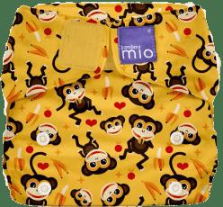 BAMBINO MIO Látková plienka All in One - Miosolo Cheeky Monkey