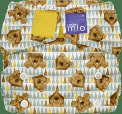 BAMBINO MIO Látková plienka All in One - Miosolo Grizzly