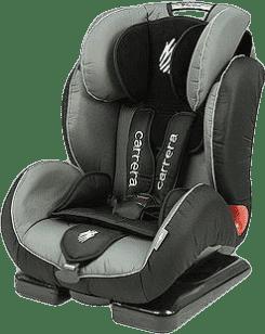 ZOPA Fotelik samochodowy Carrera 9-36 kg – szary