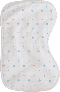 GLOOP Dečka k odhříhnutí miminka Blue Dots