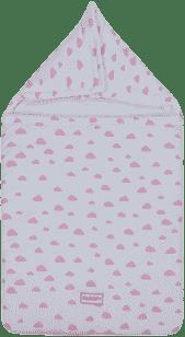 GLOOP Śpiworek Pink Clouds