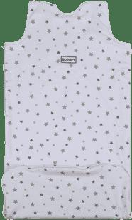 GLOOP Spací pytel z organické bavlny 0 - 6 měsíců Stars