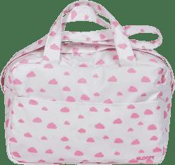 GLOOP Přebalovací taška Pink Clouds