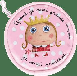 LABEL TOUR Detská peňaženka Princezna