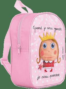 LABEL TOUR Mały plecak Księżniczka