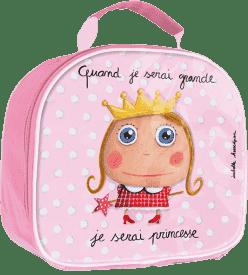 LABEL TOUR Toaletní taška Princezna