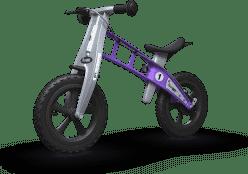 FIRST BIKE Rowerek / Jeździk Cross Violet