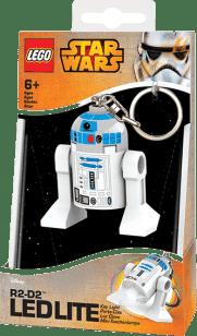 LEGO® Star Wars R2D2 svietiace figúrka