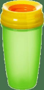 LOVI Kubek 360˚ ACTIVE 350 ml. Zielony