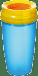 LOVI Hrníček 360˚ ACTIVE 350ml – modrá