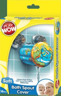 PLAYWOW Nafukovací krytka na vodovodní baterii (Premium klub)