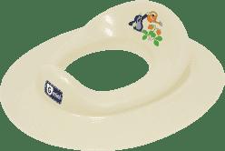 G-MINI Nakładka na WC Krecik i truskawka, śmietankowa