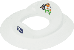 G-MINI Adaptér na WC Krtek a jahoda, bílá