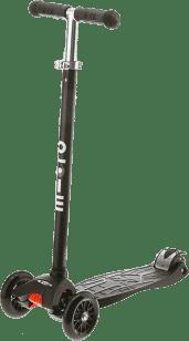 MICRO Maxi T-bar koloběžka, černá