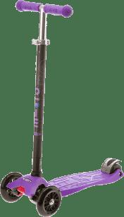 MICRO Maxi T-bar kolobežka, fialová