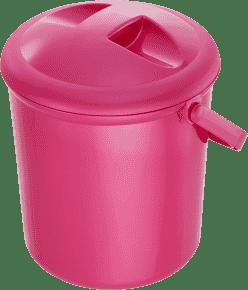ROTHO® Kosz na pieluszki Raspberry Pearl