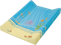 ROTHO® Přebalovací podložka Ocean 50 x 70 cm
