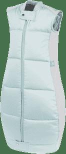 ERGOPOUCH Organic Cotton - Śpiwór Mint 2-12m