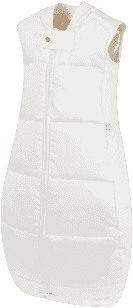 ERGOPOUCH Organic Cotton - Spací vak Natural 3-6 r