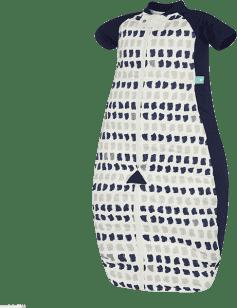 ERGOPOUCH Sleep suit Bag - Spací vak Navy Paint 2-12