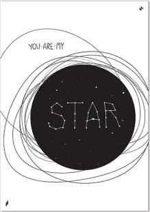 LULLALOVE Plakát My star