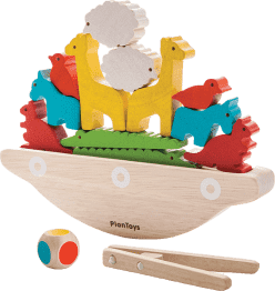 PLAN TOYS Balančné loď