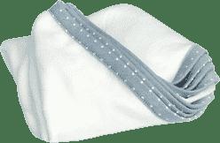 LULLALOVE Zavinovačka SupeRRO Newborn krémová