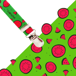 LULLALOVE Multifunkční skřipec- vodní melouny